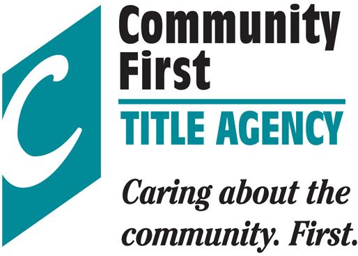 Community First Title Agency | Caro, MI Title Company Logo