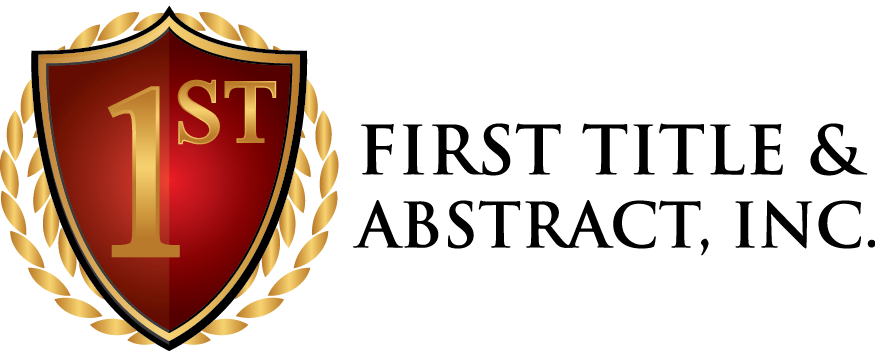 Naples Title Company | Marco Island Title Company | First Title & Abstract Inc. Logo