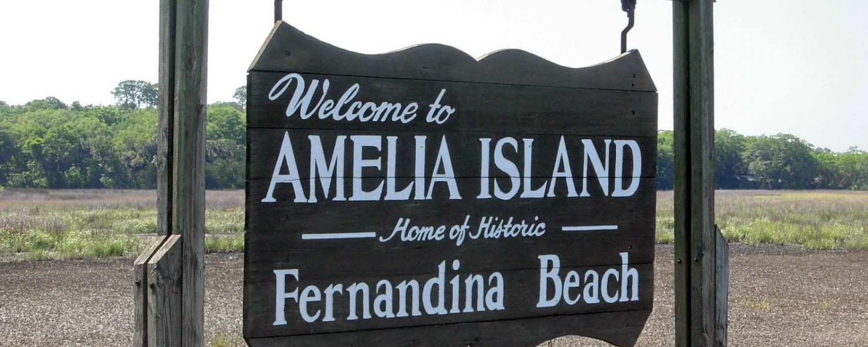 Amelia Island Sign