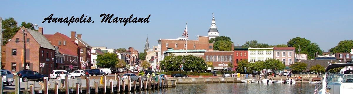 Annapolis, Maryland scenic view