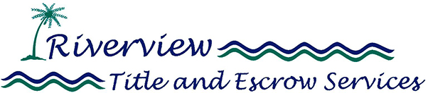 Riverview Title and Escrow Services | Riverview, FL Title Company Logo