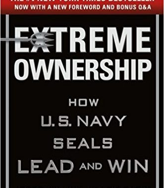 Extreme Ownership by Jocko Willink and Leif Babin - book cover
