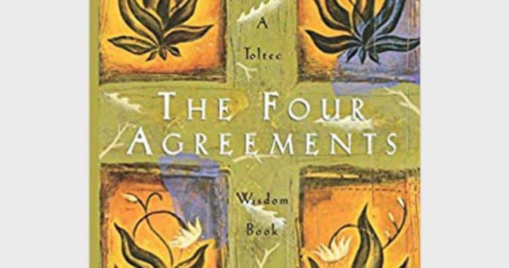 The Four Agreements by Don Miguel Ruiz book