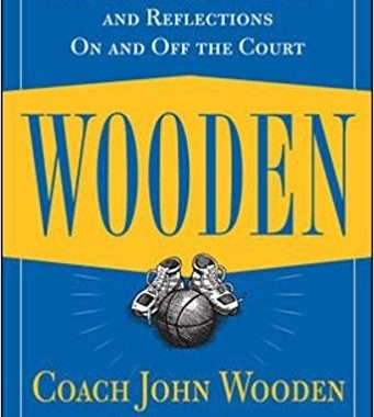 Wooden by Coach John Wooden book cover